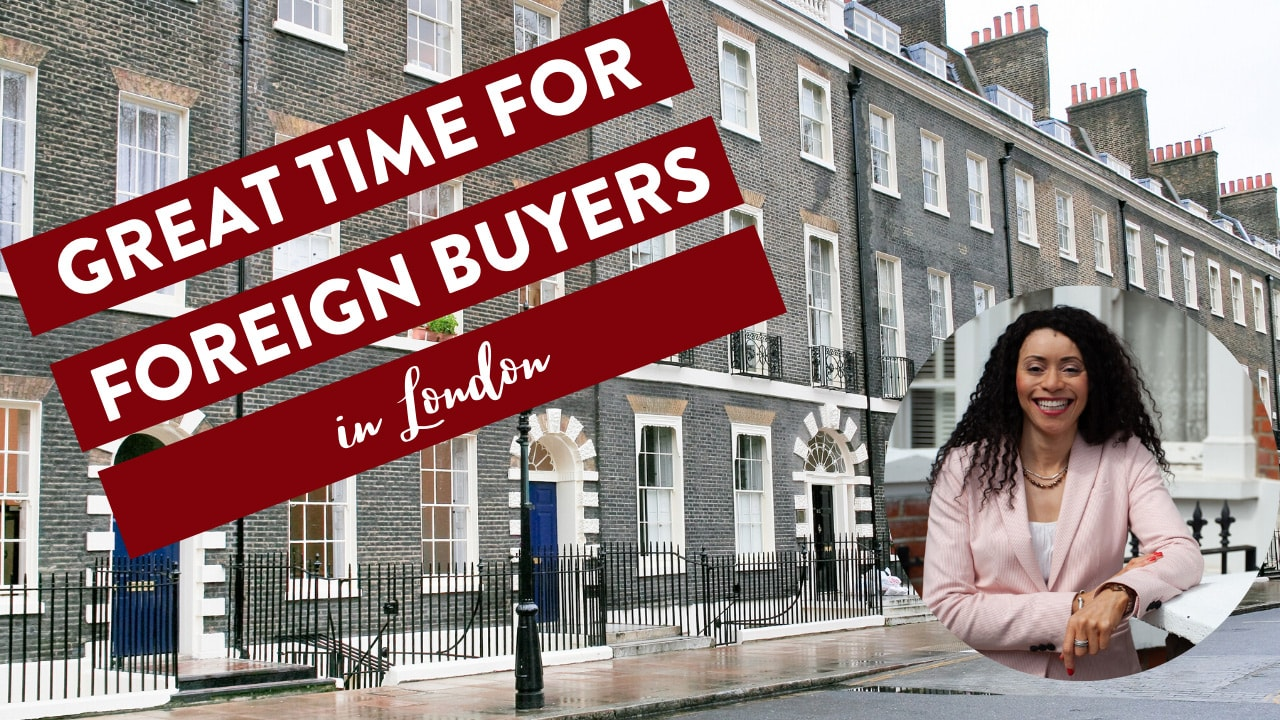 Great Time For Foreign Buyers