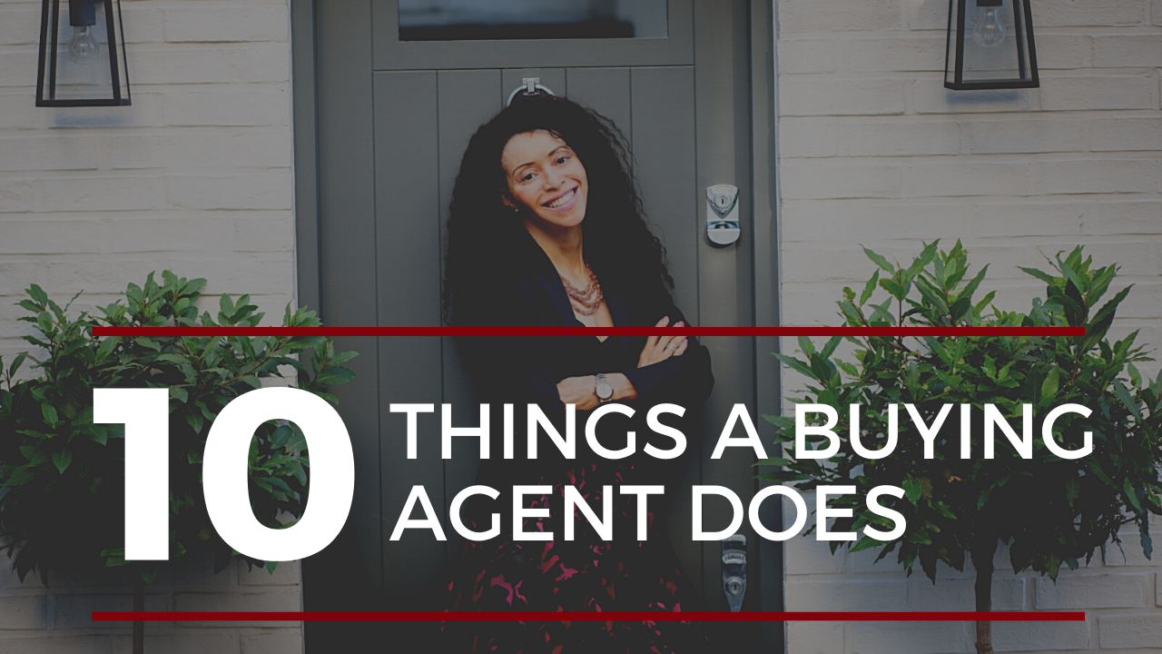 what is a buying agent