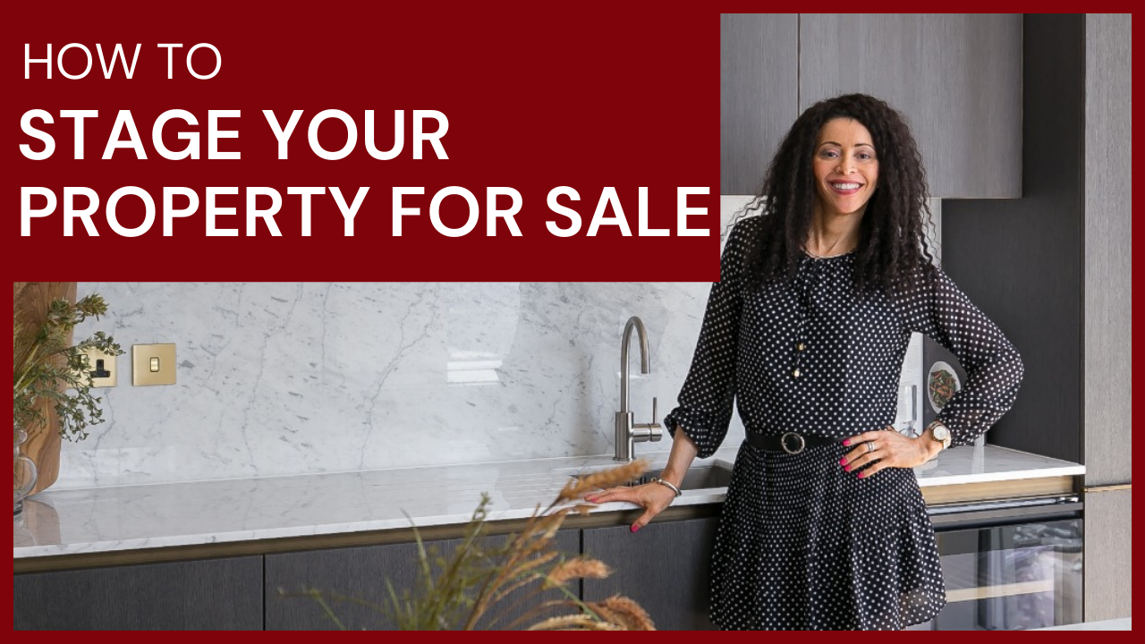 Staging Your Property To Sell