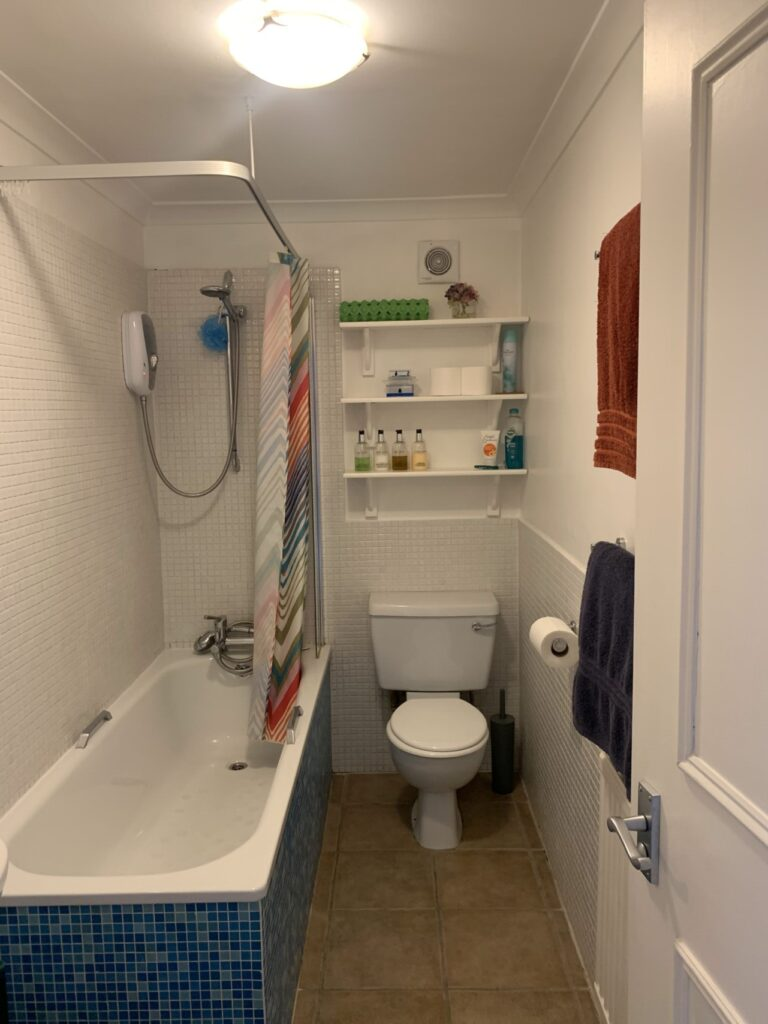 1c Bathroom Before