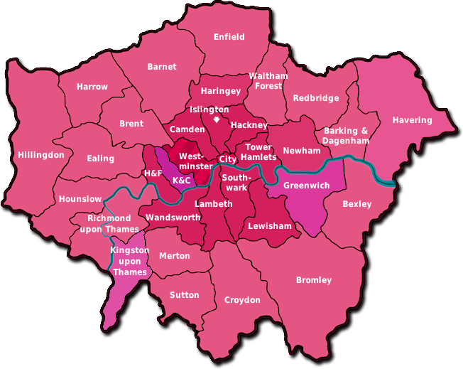 Favpng Outer London Inner London London Borough Of Islington London Boroughs Greater London Built Up Area
