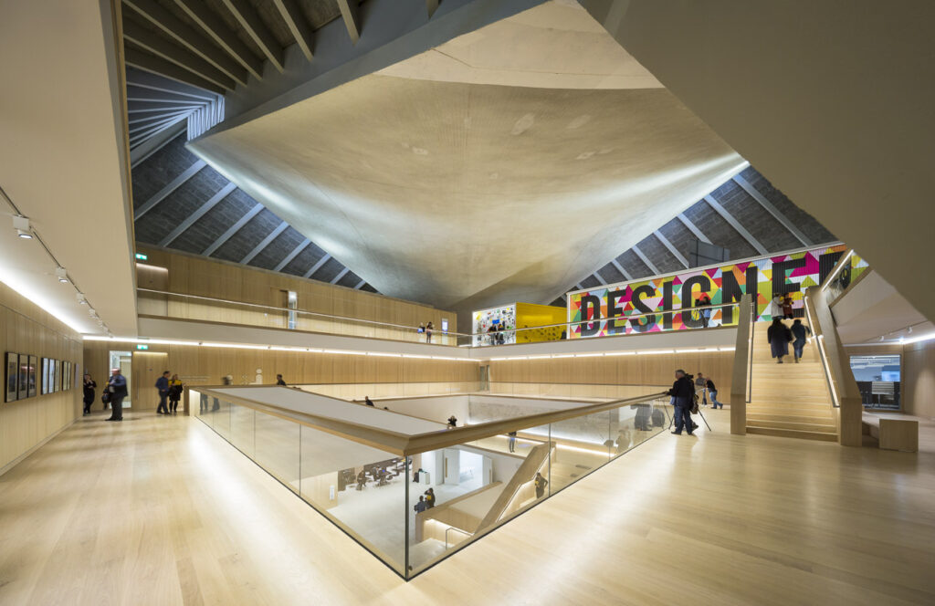 Design Museum John Pawson / Oma London 2016