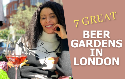 Pubs With Gardens In London