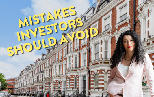Top 5 Mistakes To Avoid Investor In London