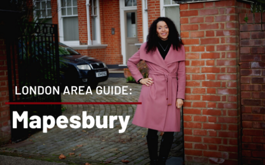 Blog Area Guide To Mapesbury