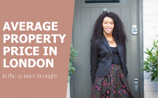 Average Property Price For London Boroughs