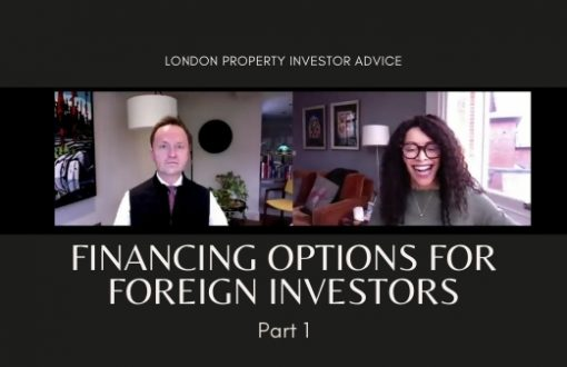 Copy Of Financing Options For Foreign Investors Part 1