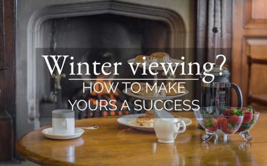 Tips for selling your London home in Winter