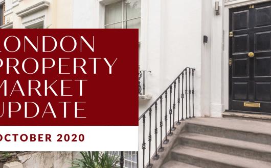 October 2020 london property market update
