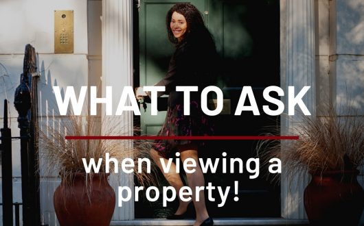 What To Ask At A property Viewing in London